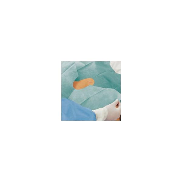 Fenestrated Drapes Foliodrape Protect self-adhesive 2-parts 75x90cm