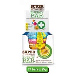 SUPER BREAKFAST ΜΠΑΡΕΣ MIX STAND FOR PHARMACIES (24 x 25gr)